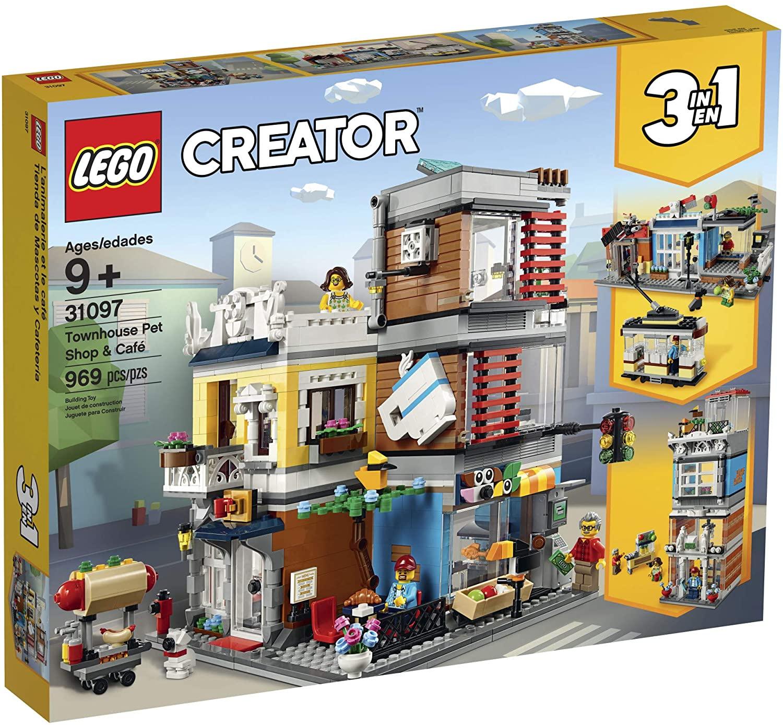 Lego 31097 Box