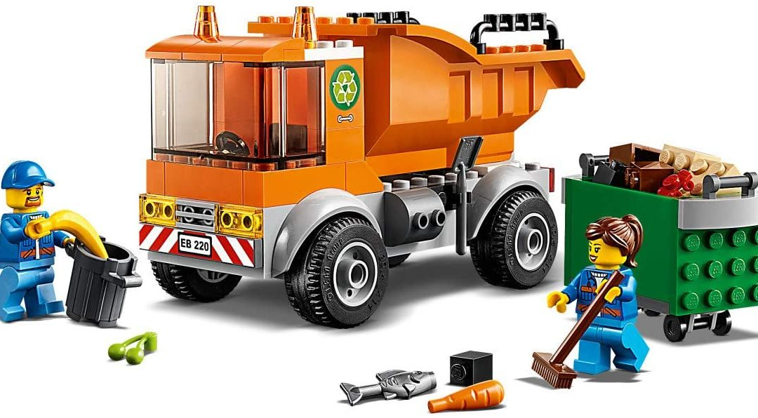 Collection Inspection: LEGO City Garbage Truck 60220