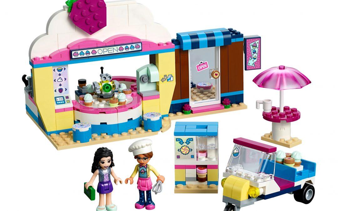 Collection Inspection: LEGO 41366 Friends Olivia's Cupcake Café