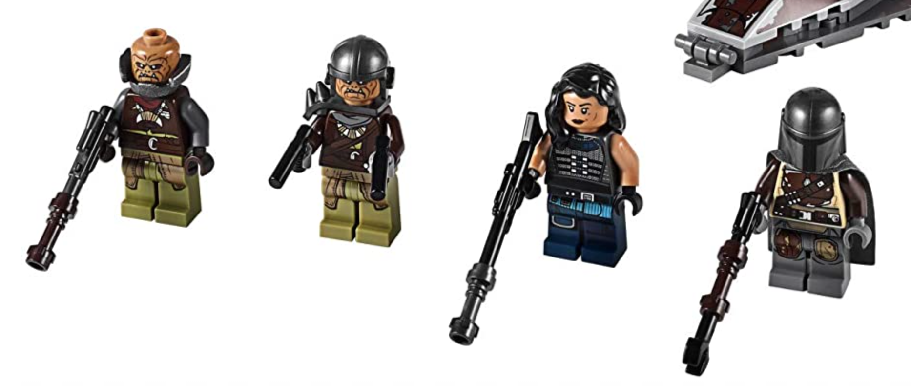 LEGO 75254 Minifigures